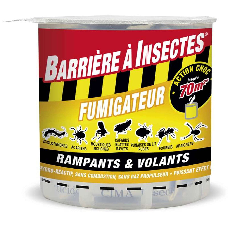 Insecte Salle De Bain Volant ~ barriere a insectes fumig ne hydro r actif contre les insectes