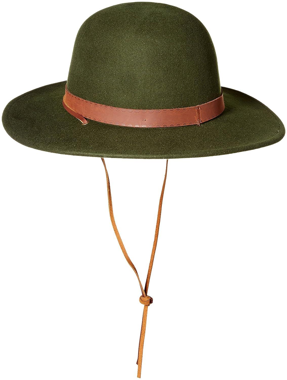 ... promo code amazon brixton mens deadwood fedora hat clothing 7023b ccb76 1fe9ff2388f4