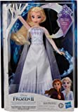 Disney Frozen 2 - Elsa Musical Adventure Singing Doll - Sings Show Yourself - Kids Toys - Ages 3+