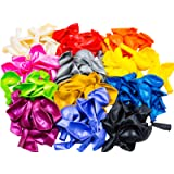 Woodi 12-Inches 12 Color Balloons (140-Piece)
