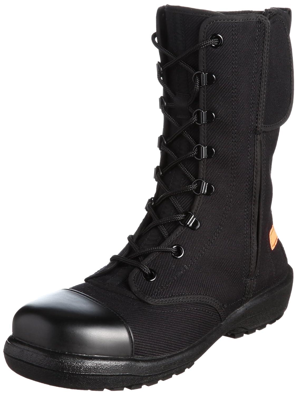 [ミドリ安全] 消防仕様 長編上靴 RT541F P-4CAP静電 B00426GYRG 28.0 cm|ブラック ブラック 28.0 cm