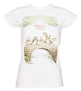 2498f469 Image Unavailable. Image not available for. Color: Womens Winnie The Pooh  Disney T Shirt