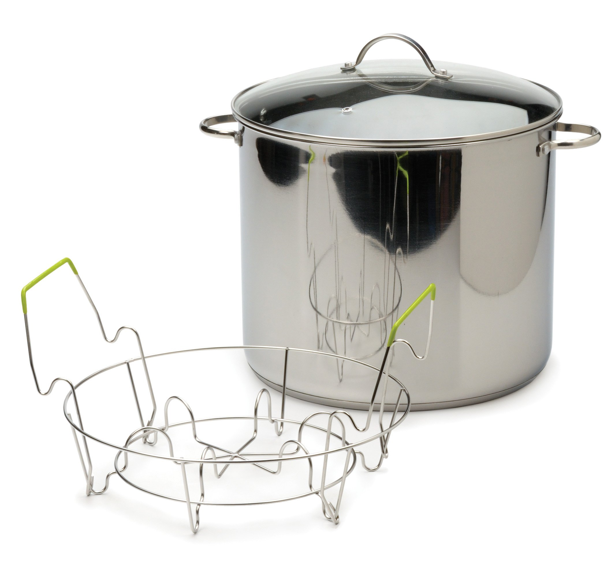 RSVP Endurance Stainless Steel 20 Quart Water Bath Canner
