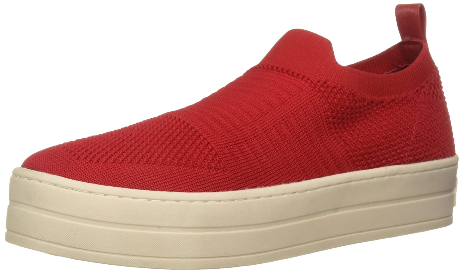 J Slides Women's Hilo Sneaker B0778G9MMW 6.5 B(M) US|Red
