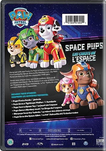Amazon com: PAW Patrol: Space Pups: Movies & TV