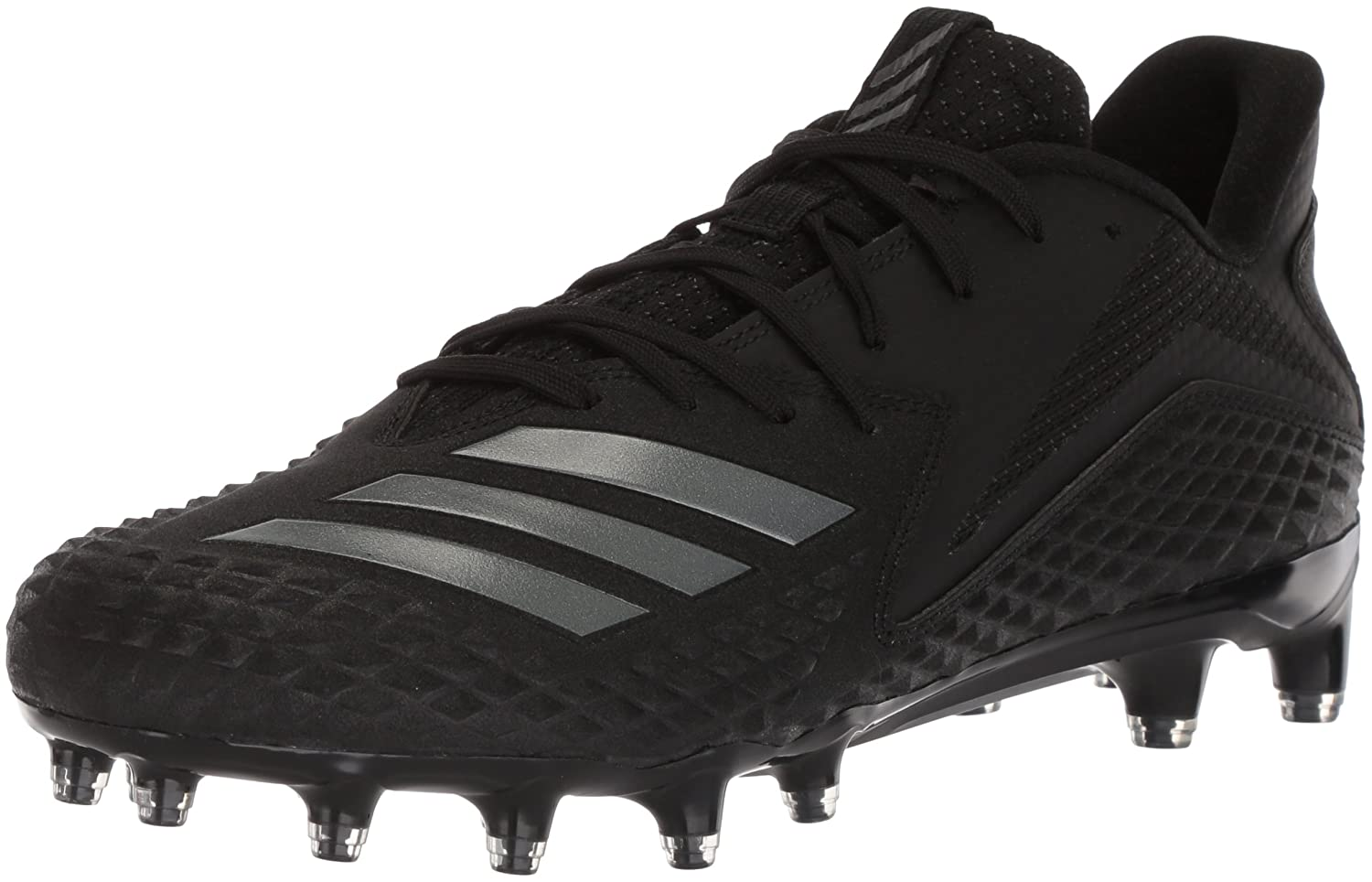 adidas Men's Freak X Carbon Mid Football Shoe B0728B7FXJ 11 D(M) US|Black/Night Metallic/Black