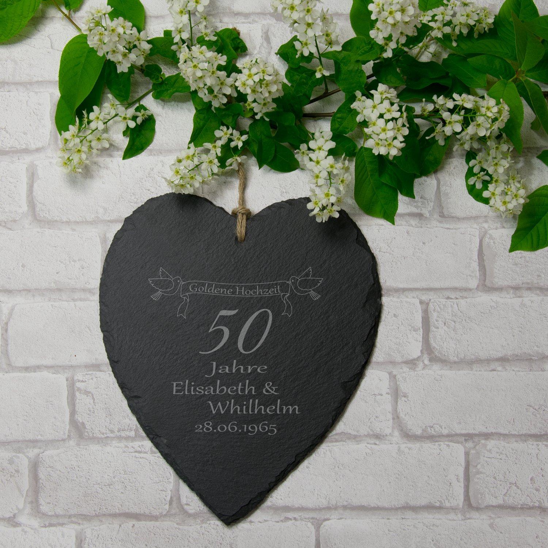 Goldene Hochzeit 50 Natur Goldhochzeit Persönliches