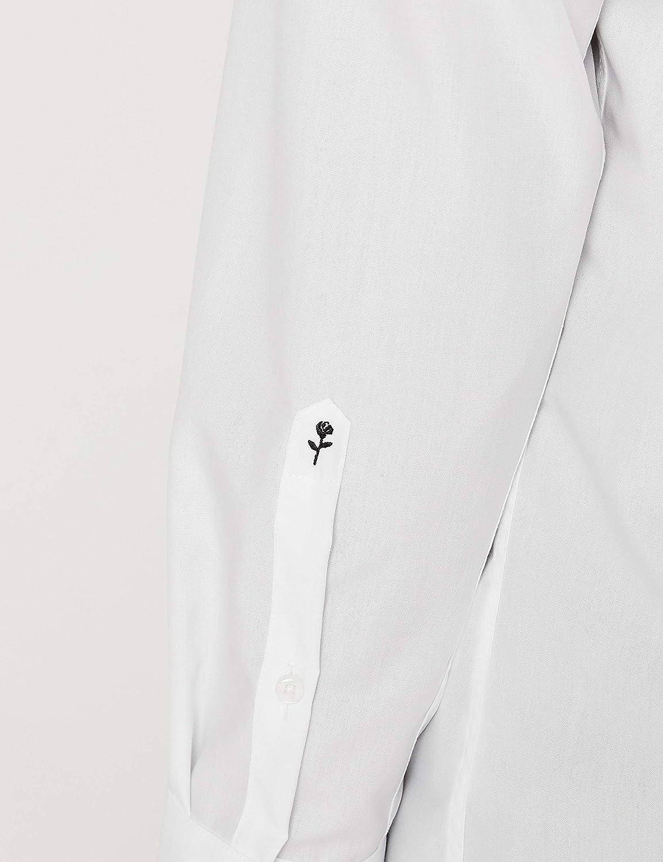Seidensticker Seidensticker Seidensticker Herren Business Hemd Modern Fit – Bügelfreies Hemd mit geradem Schnitt, Kent-Kragen & Brusttasche – Langarm – 100% Baumwolle B003CS4HSI Business Ausreichende Versorgung df13ec