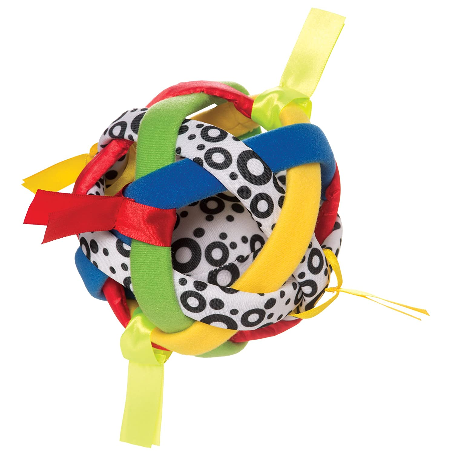 Manhattan Toy Bababall Sensory Sphere and Rattle 208130
