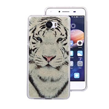 coque huawei y5 paillettes