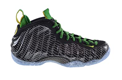 a45de9bf49a Nike Air Foamposite One PRM UO QS Oregon Ducks Men s Basketball Shoes  Black Yellow-
