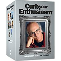 Curb Your Enthusiasm - Complete HBO Season 1-8 [2012] [GIFTSET] [Import anglais]
