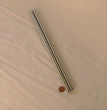 Amazon.com: Tubos de Acero Inoxidable 304, longitud 12 ...