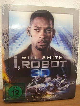 I, Robot 3D - Steelbook Blu-ray 3D Blu-ray Media-Markt Exklusive ...