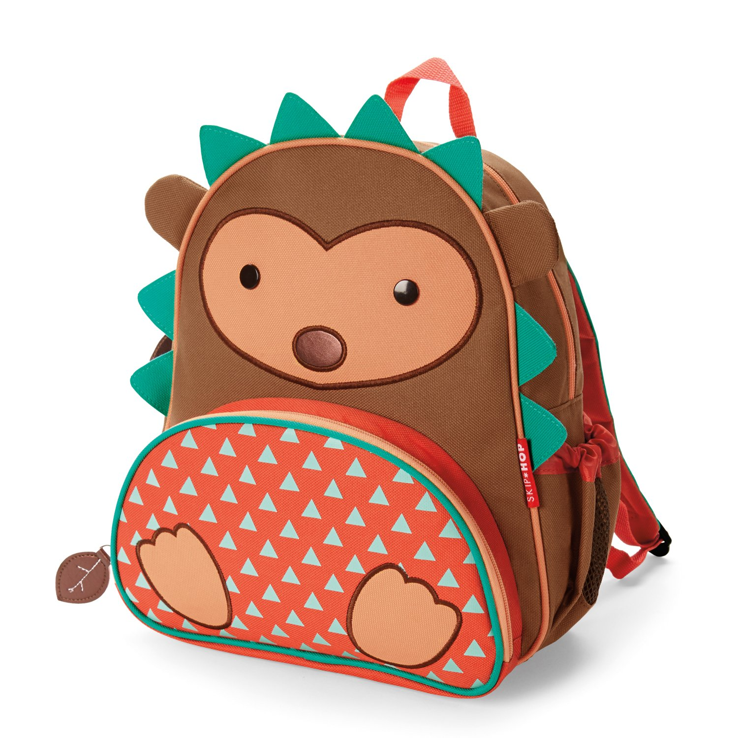 Toddler Backpack, 12 Owl School Bag, Multi 12 Owl School Bag Skip Hop 210204-CNSZP