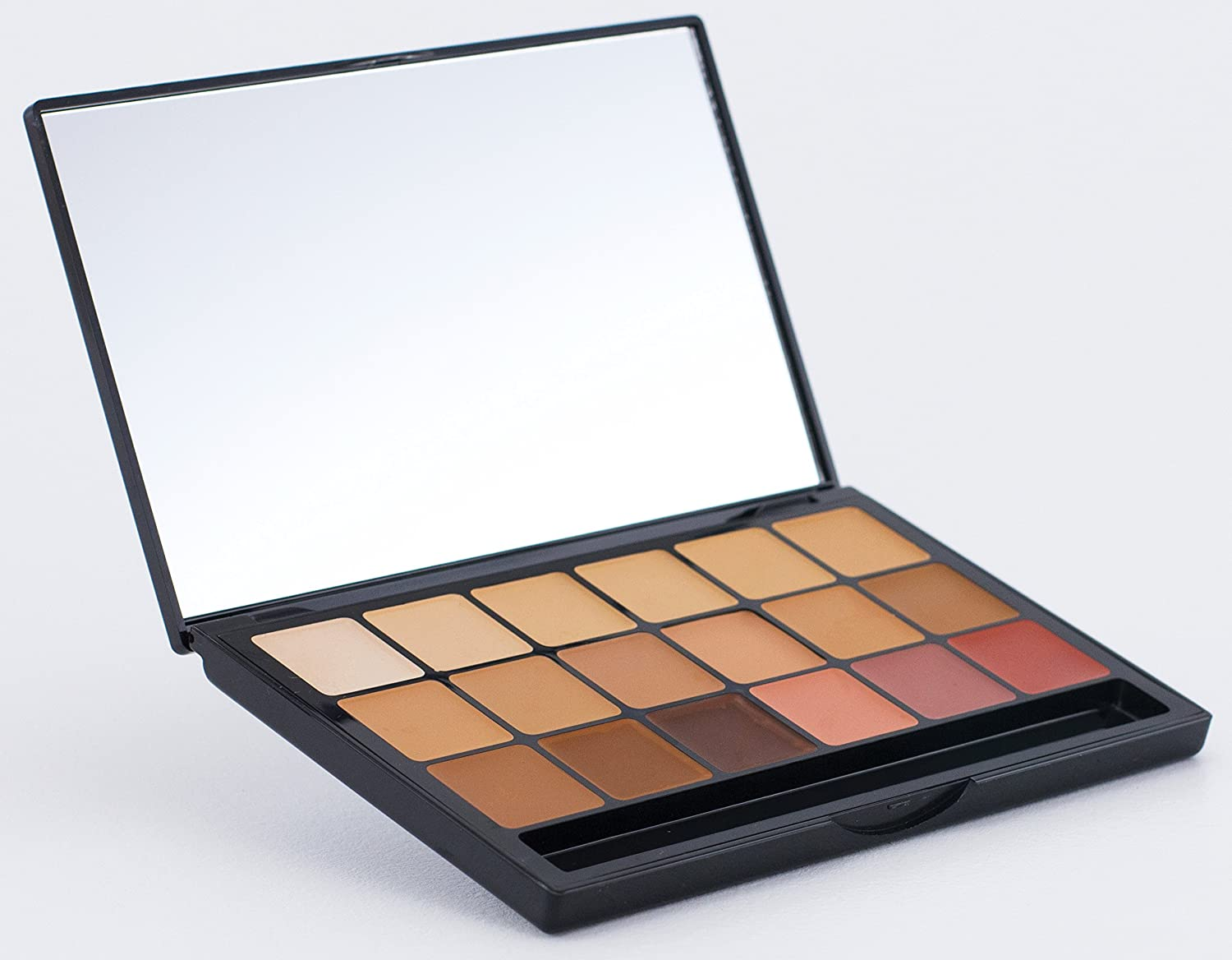 Graftobian | HD Creme Foundation Super Palette - Cool (18 Shades) Graftobian Makeup Co. 30247