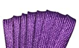 Derby Laces Purple Spark Shoelace for