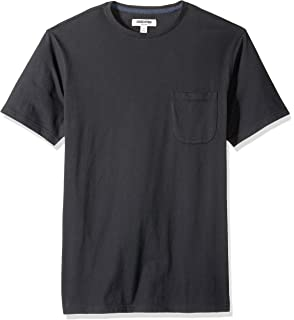 053d48ae61d Amazon Brand - Goodthreads Men's Short-Sleeve Sueded Jersey Crewneck Pocket  T-Shirt