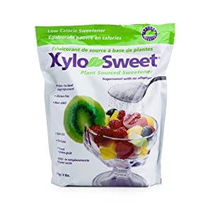 Xlear XyloSweet Non-GMO Xylitol Sweetener, 5lb Bag