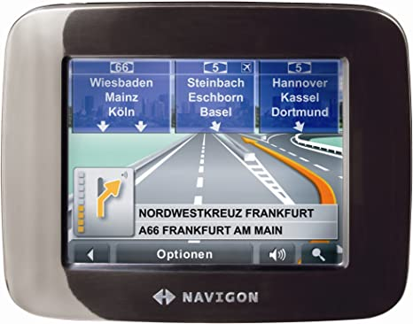 Navigon Pna 5110 Europa Navigationssystem Elektronik