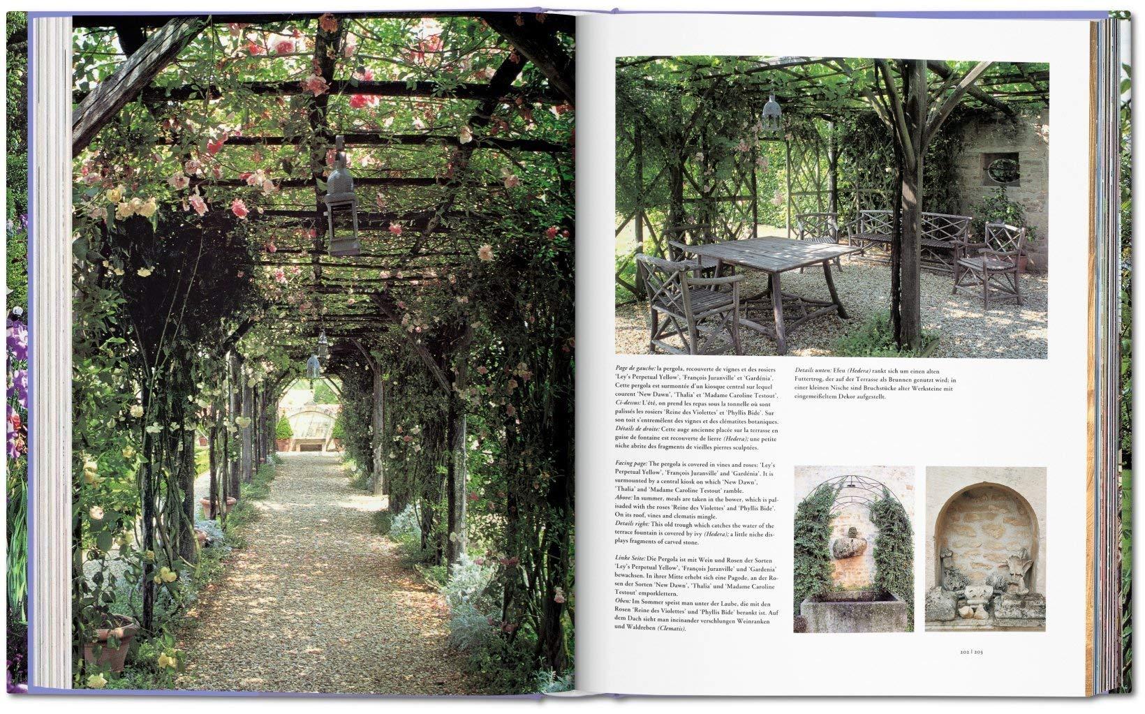 Gardens In France - Edición Bilingüe: JU (Jumbo): Amazon.es ...