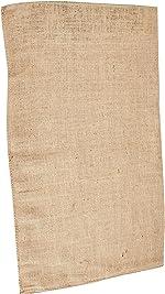 LA Linen Burlap Potato Sack Race Bags 23 x 40 (Pack