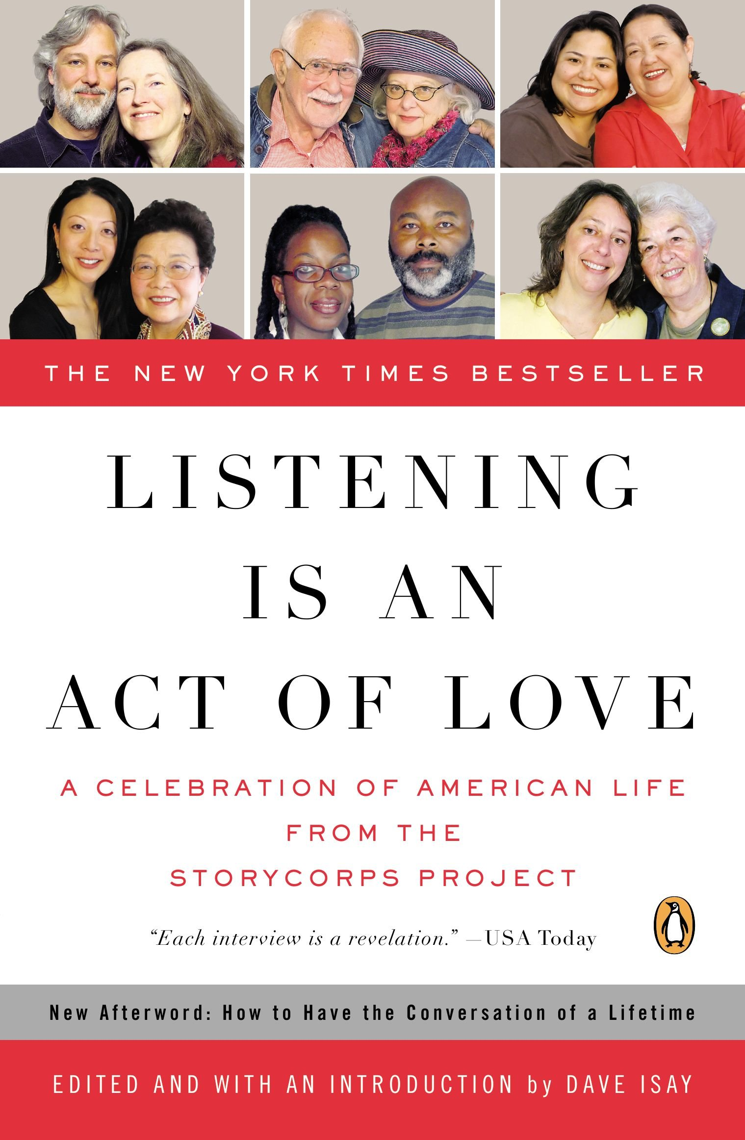 Book: Listening Is An Act Of Love By StoryCorps | StoryCorps: To Preserve & Share Humanity's Stories #ShiftYourPerspective | BL | Black Lion Journal | Black Lion