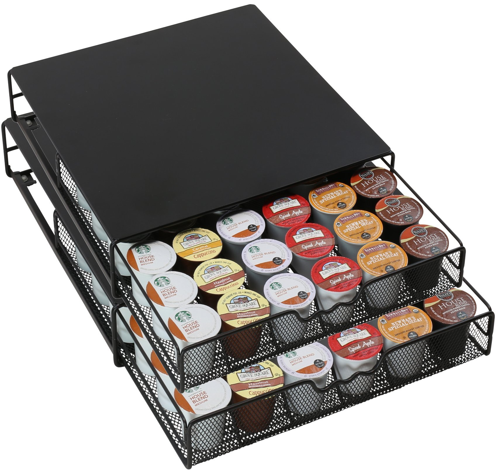 DecoBros K-cup Storage Drawer Holder for Keurig K-cup Coffee Pods by Deco Brothers (Image #4)