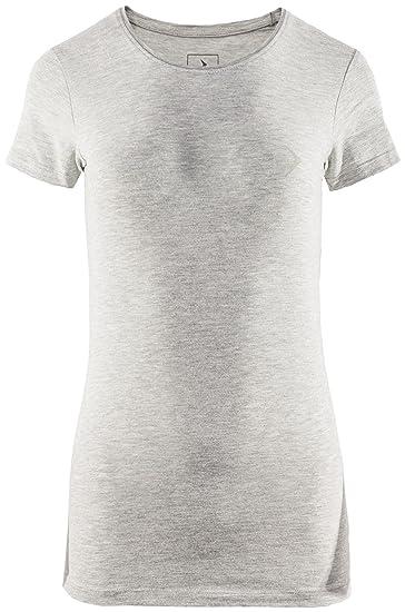 T-shirt Damen Outhorn TSD600 Kurzarm Sport Shirt Rundhals Funktionsshirt