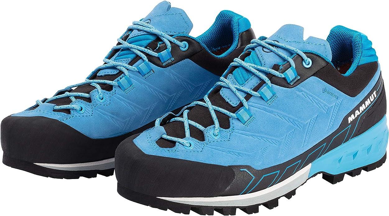 Mammut Kento Low Gore-Tex Womens Zapatilla De Trekking - SS20: Amazon.es: Zapatos y complementos