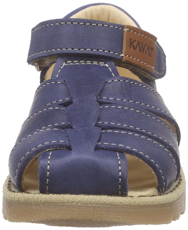 b9ccdf3aa2db Kavat Boys  Hällevik EP Open Toe Sandals Blue Size  10.5 Child UK   Amazon.co.uk  Shoes   Bags
