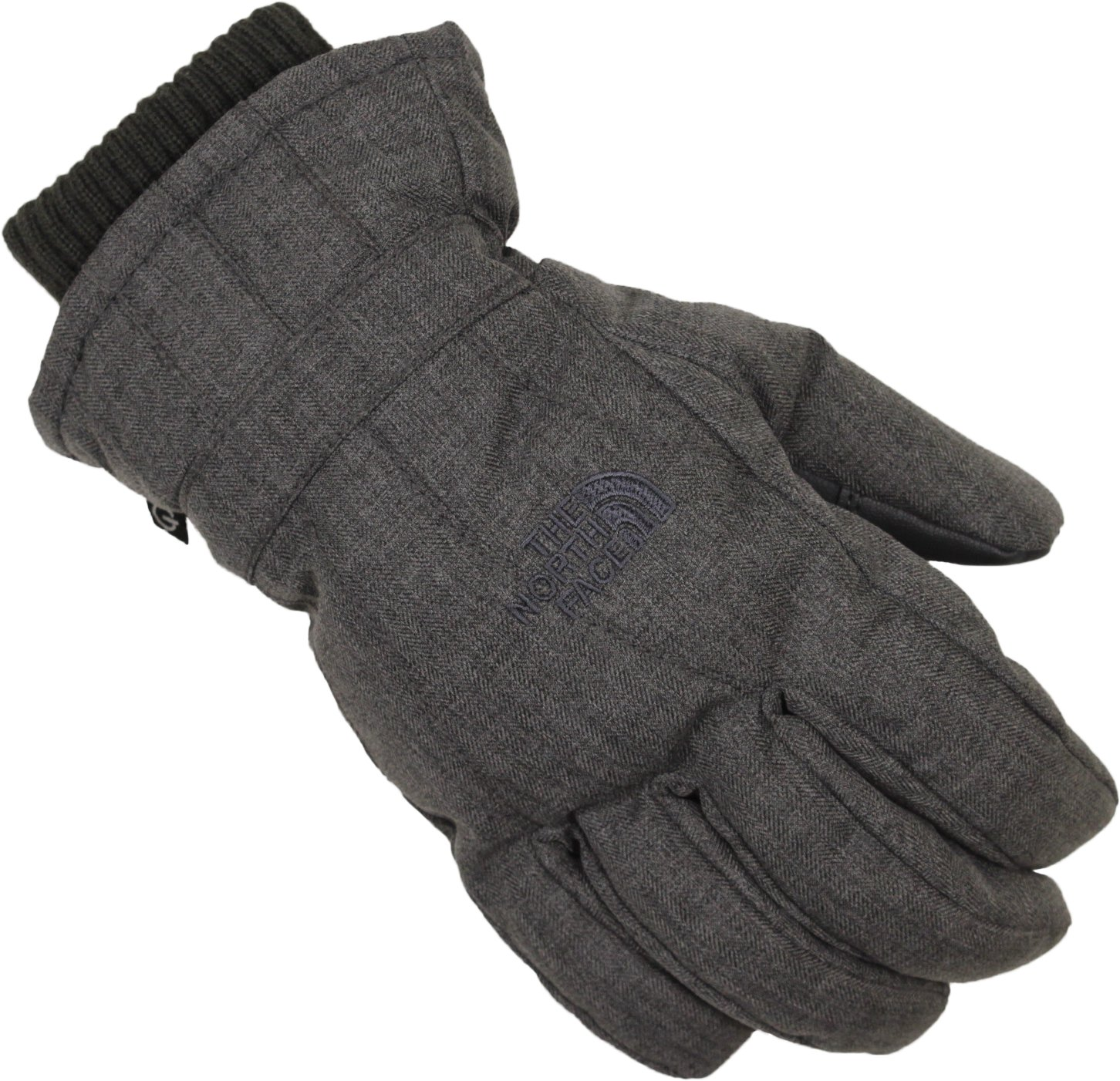 The North Face Arctic Etip Gloves Graphite Grey Heather Womens Womens S