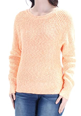 f9af383e5e1ac Free People Womens Electric City Knit Long Sleeves Pullover Sweater at  Amazon Women's Clothing store: