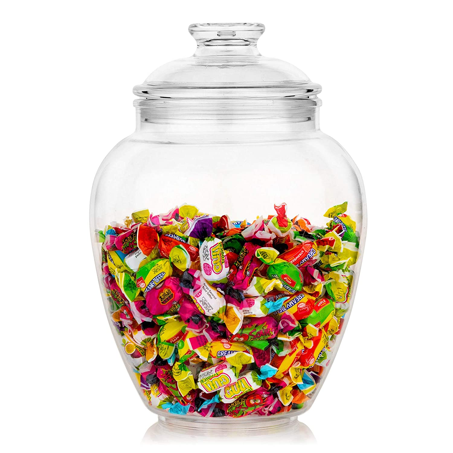Buy Candy Jar Acrylic Online At Low Prices In India Amazon In