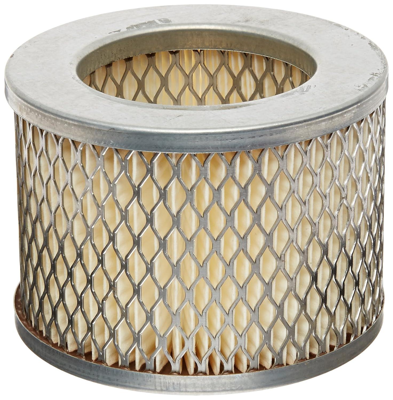 2-3//4 Height 3-7//8 Outer Diameter Vacuum Pump 2-3//8 Inner Diameter 55 SCFM Solberg 842 Paper Filter Cartridge Made in the USA