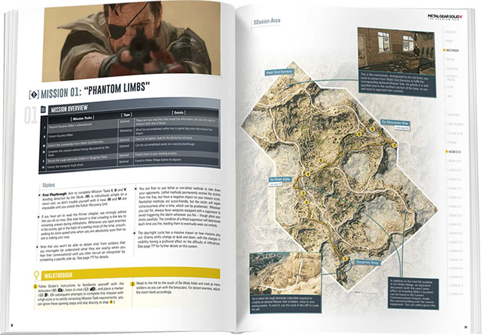 Metal Gear Solid V: The Phantom Pain: Theplete Official Guide:  Piggyback: 9781908172778: Amazon: Books