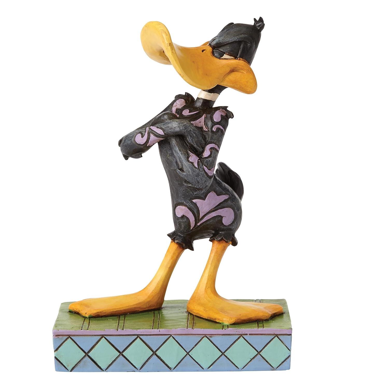 Enesco 4054866 - Looney Tunes Sdegnoso Daffy Duck Figurine