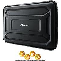 Nacuwa 13.3 Inch Hardshell Protective Laptop Case (Black)