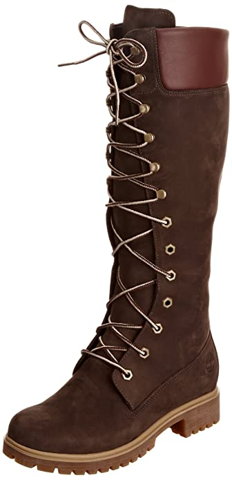 new product d7c71 84189 Timberland Women's Premium FTW_14in WP 3756R Damen Stiefel