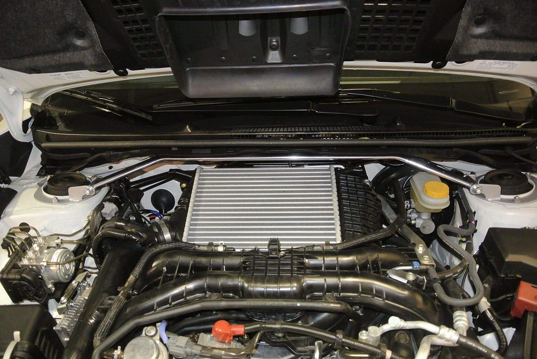 Megan Front Upper Strut Bar Race Spec Fits Ford Mustang 15-18 MR-SB-FM15FU-1P