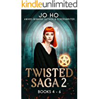 Twisted Saga Collection 2: Twisted Books 4 - 6