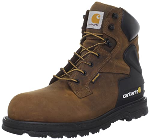 33987c9451e Carhartt Men's CMW6220 6 Steel Toe Work Boot
