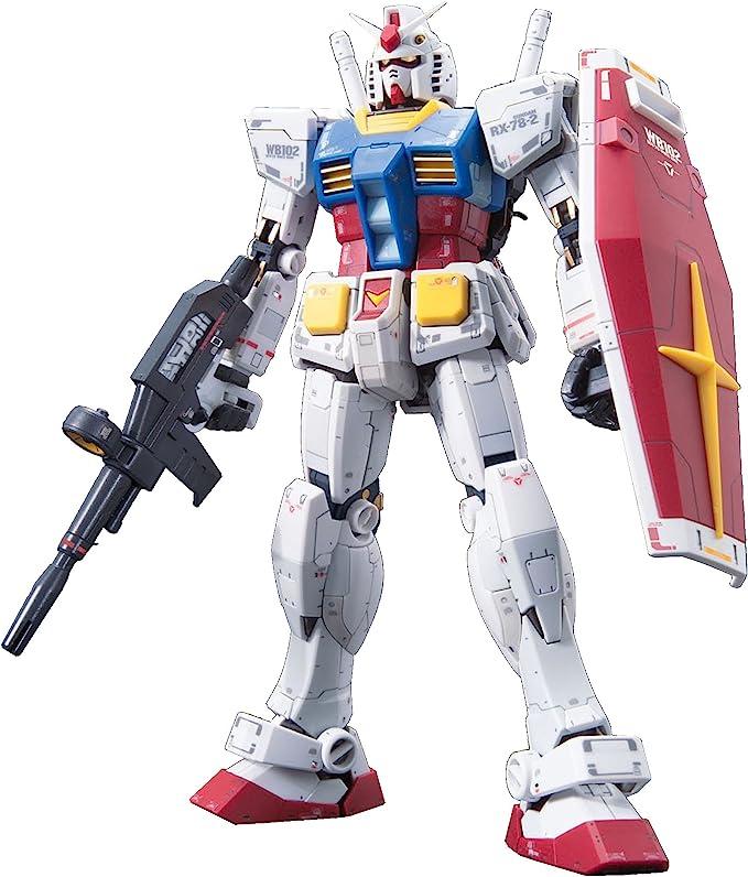 EL KI  716 RG GUNDAM RX-78-2 1//144