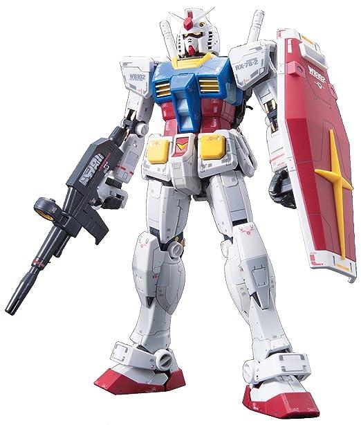 57 opinioni per Bandai- Real Grade Gundam RX-78-2 1/144