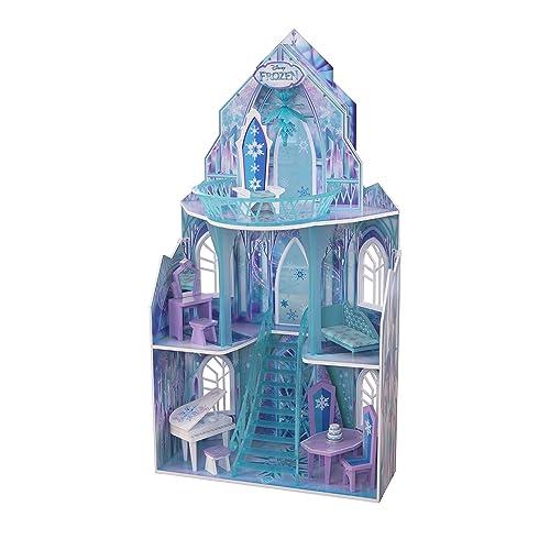 KidKraft Disney Le château de glace surgelé Dollhou