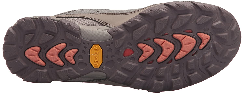 Ahnu Women's W Sugarpine II Waterproof Hiking Boot B072QGQP3C 9.5 B(M) US|Satellite