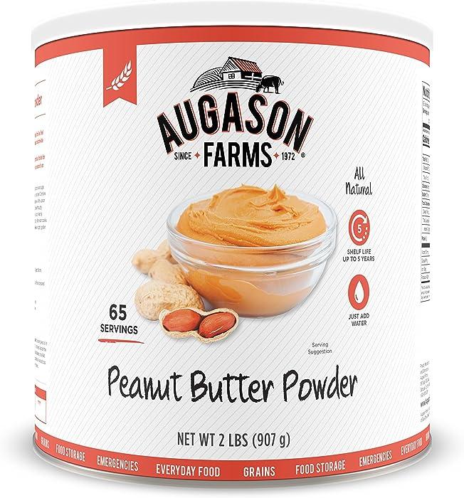 The Best Augason Farms Emergency Food Long Grain Brown Rice