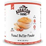 Augason Farms Peanut Butter Powder 2 lbs No. 10 Can