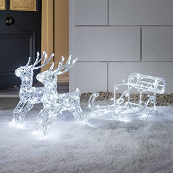 deco noel exterieur amazon
