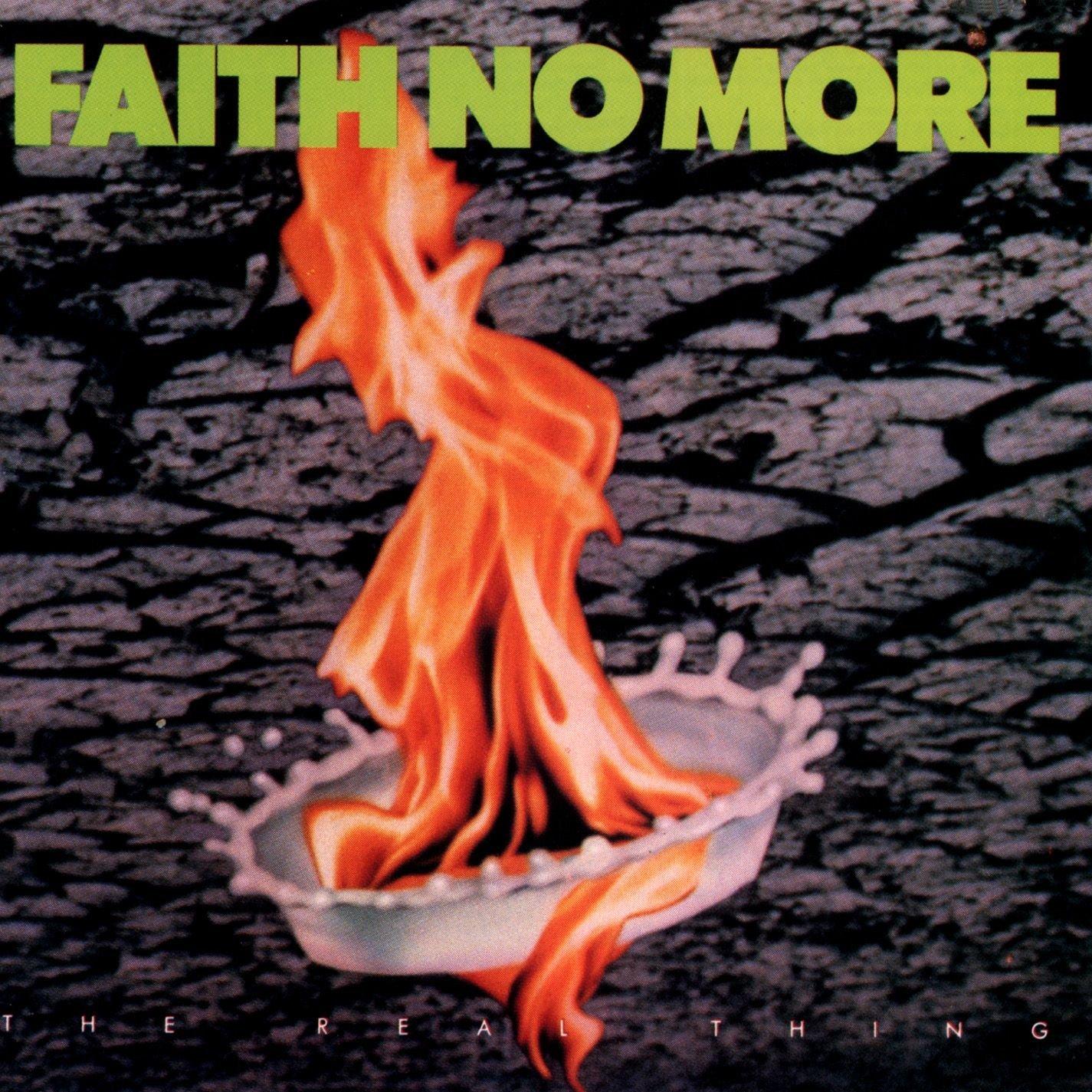 CD : Faith No More - Real Thing (CD)